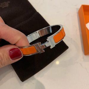 Hermés Clic H Bracelet